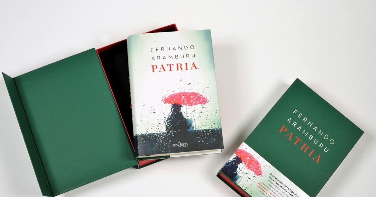 edicion-especial-de-patria-el-fenomeno-literario-de-fernando-aramburu