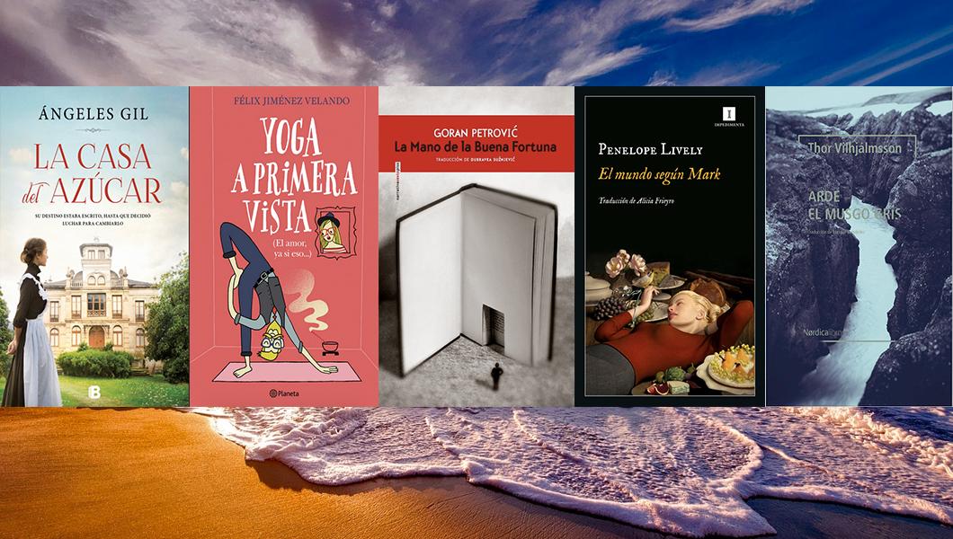 los-cinco-libros-destacados-de-la-semana-vienen-con-azucar-yoga-y-buena-fortuna