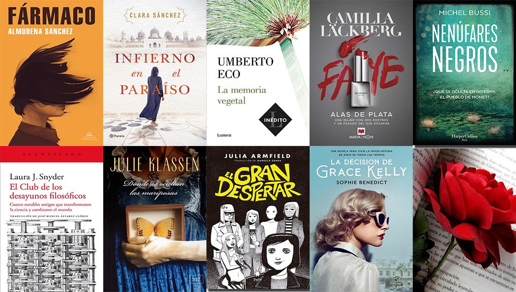 los-libros-de-la-semana-para-celebrar-el-dia-del-libro
