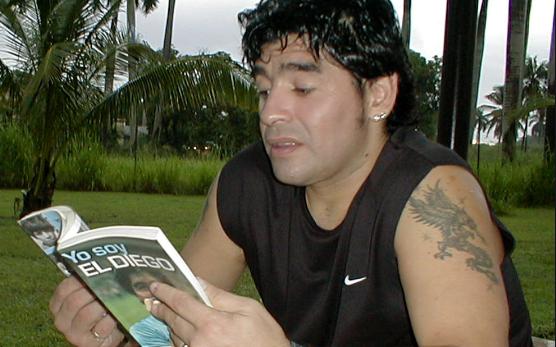 cinco-libros-sobre-maradona-el-dios-del-futbol