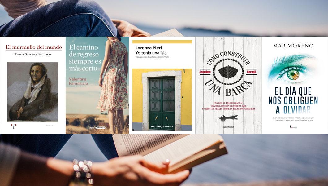 libros-para-combatir-la-ola-de-calor